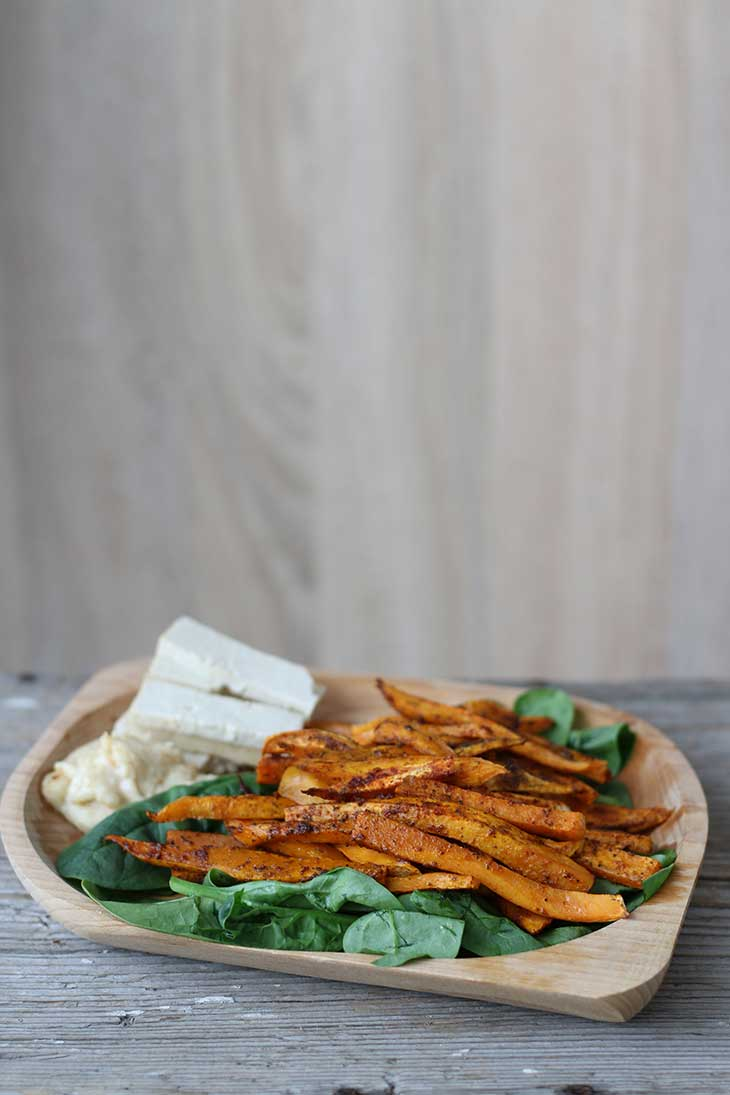 how to make sweet potato fries recipe