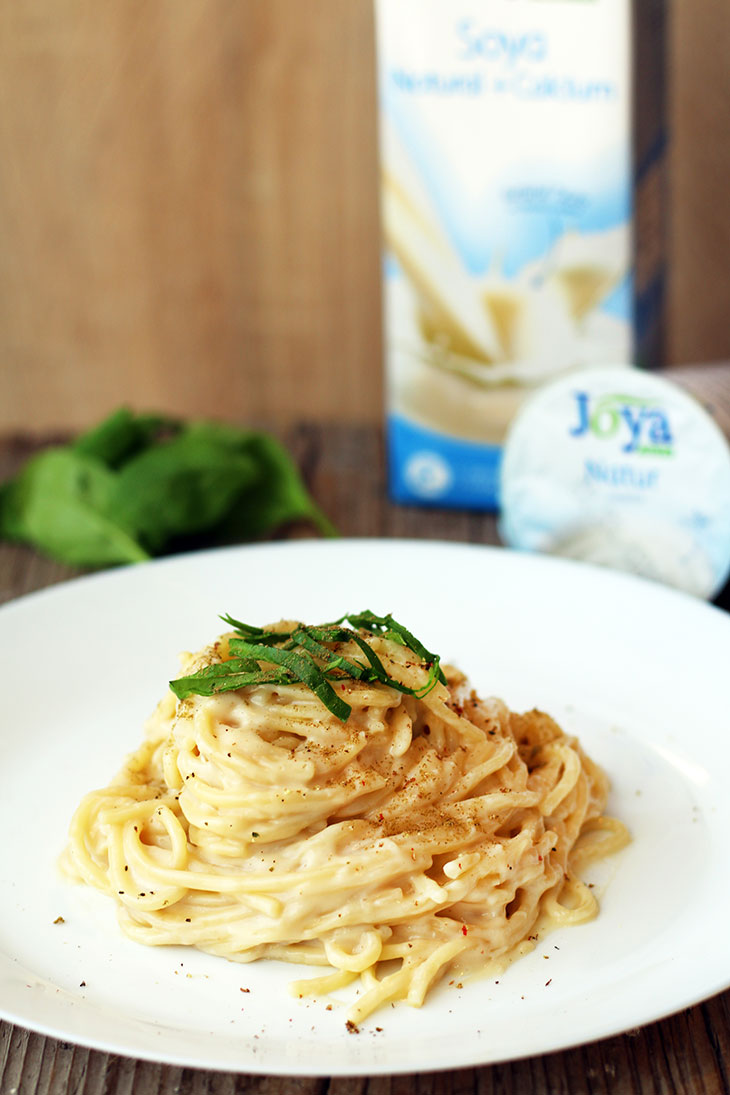 roasted garlic pasta recipe