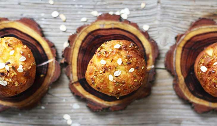 vegan pumpkin muffins briose cu dovleac vegane