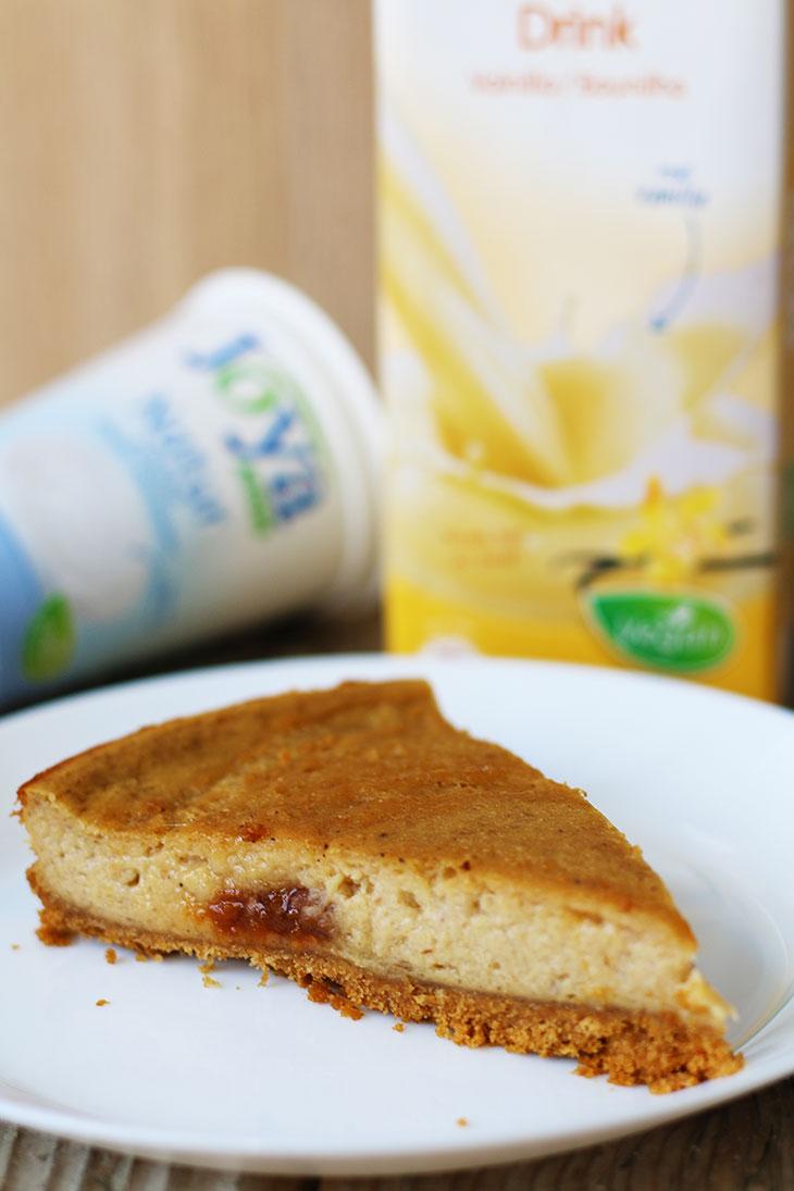 vegan vanilla cheesecake recipe