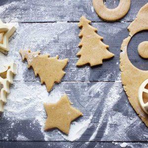 vegan gingerbread cookies turta dulce vegana reteta