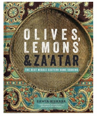 Rawia Bishara - Olives, Lemons & Za'atar_ The Best Middle Eastern Home Cooking,
