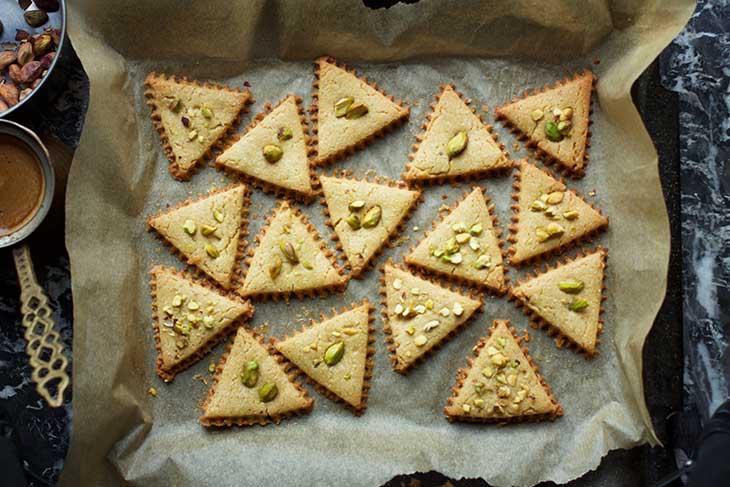 reteta biscuiti de naut