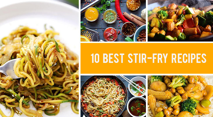 best stir fry recipes