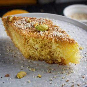 semolina cake prajtura cu gris