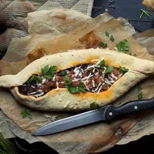 turkish pide recipe vegan