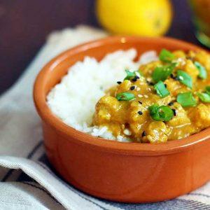 vegan chicken tikka masala recipe tikka masala vegetarian