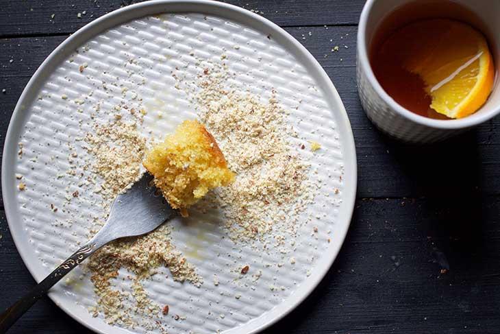 vegan semolina cake recipe