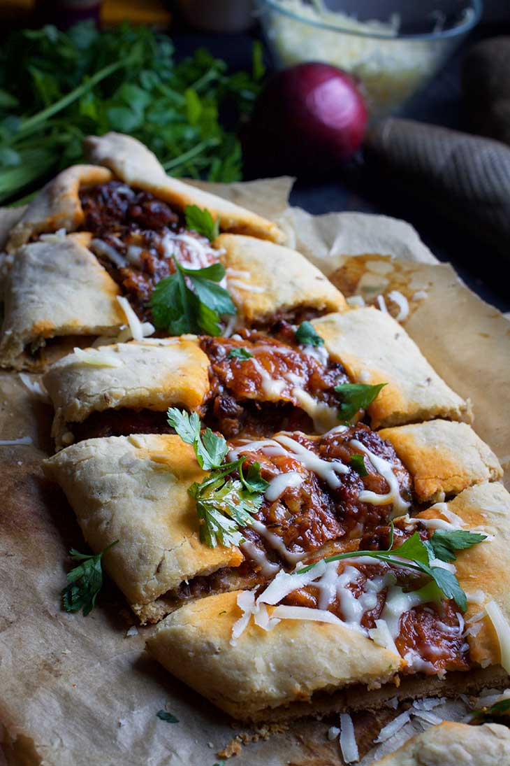 vegan turkish pide recipe