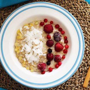 how to make porridge recipe terci de ovaz mic dejun
