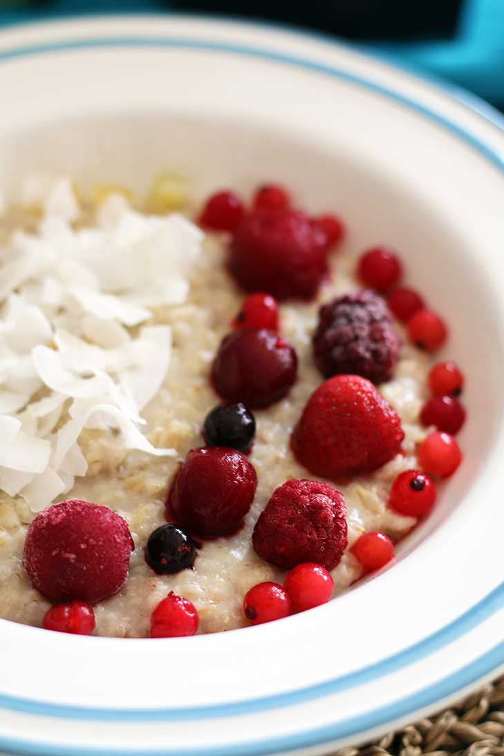 how to make porridge recipe terci de ovaz reteta