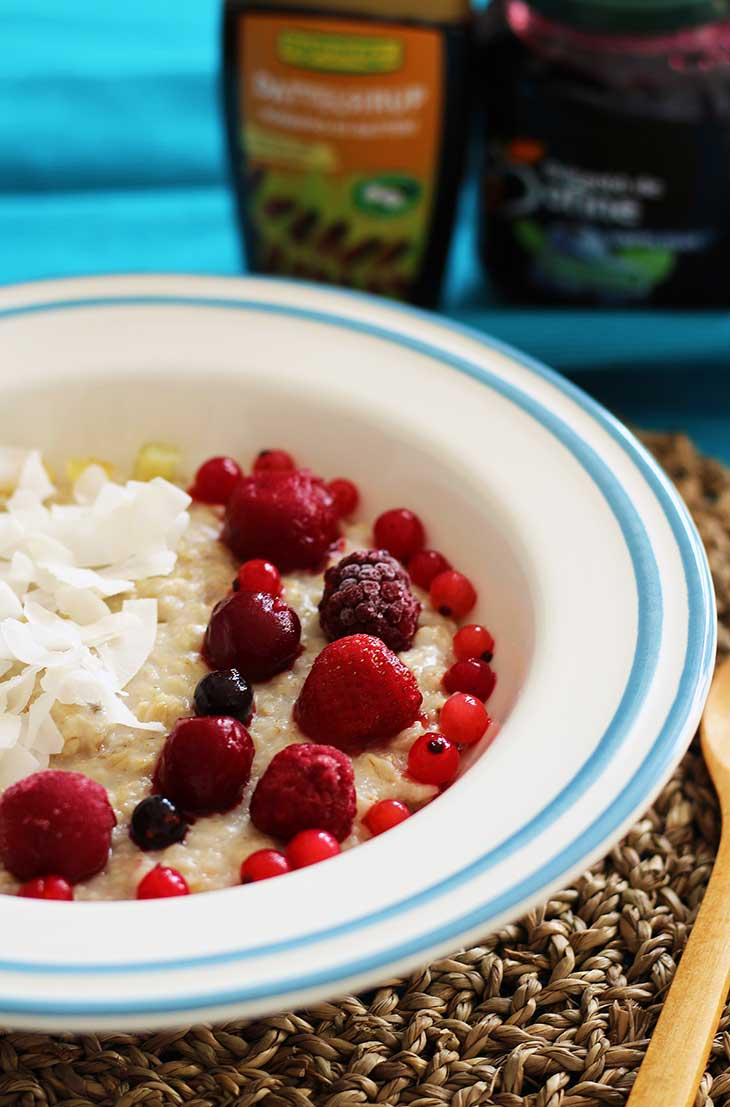 Tips on how to make porridge - perfect every time