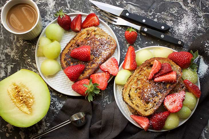 vegan french toast french cuisine