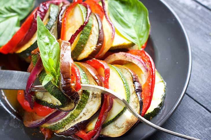 healthy ratatouille recipe