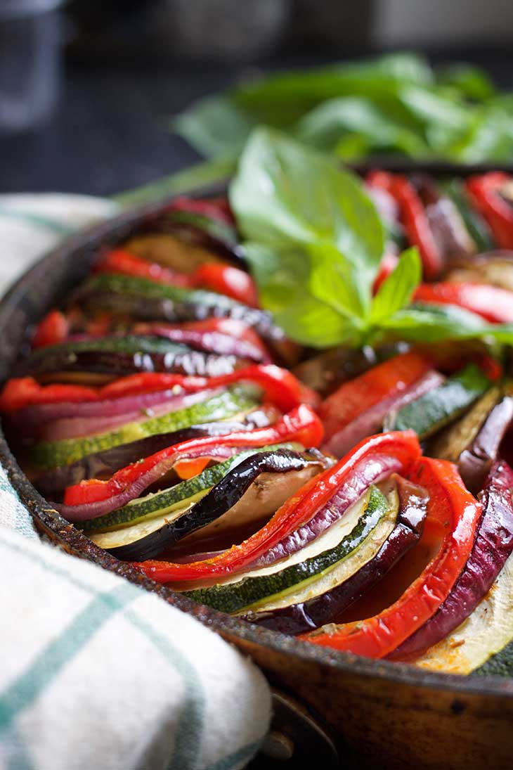 ratatouille  Retete low carb