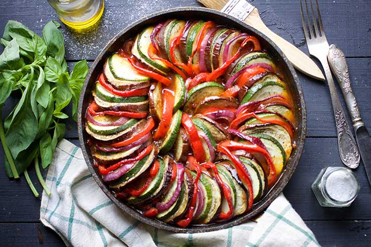 ratatouille recipe vegan diet
