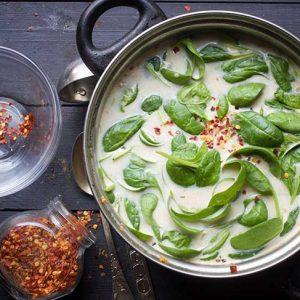 Vegan Tuscan Soup White Bean Soup supa toscana