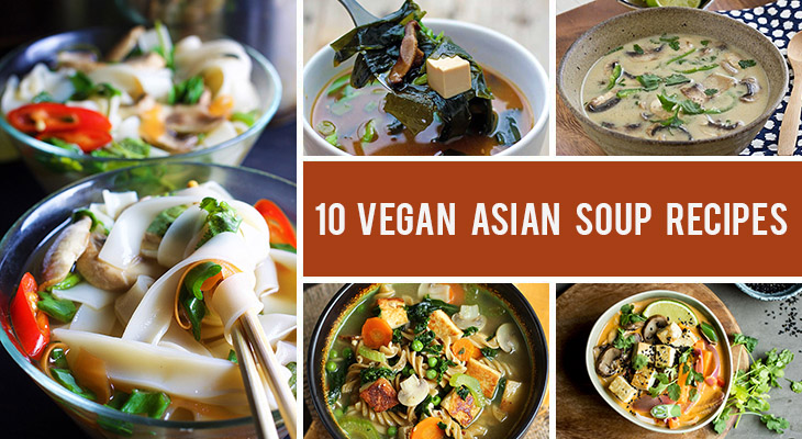 10 Asian Soup Recipes That Are Also Secretly Healthy