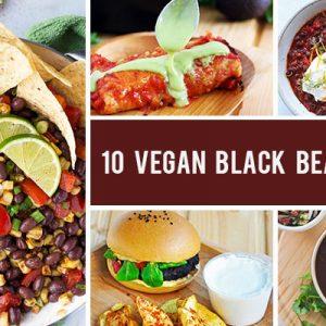 10 Vegan Black Bean Recipes