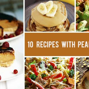 10 Drool-Worthy Recipes with Peanut Butter