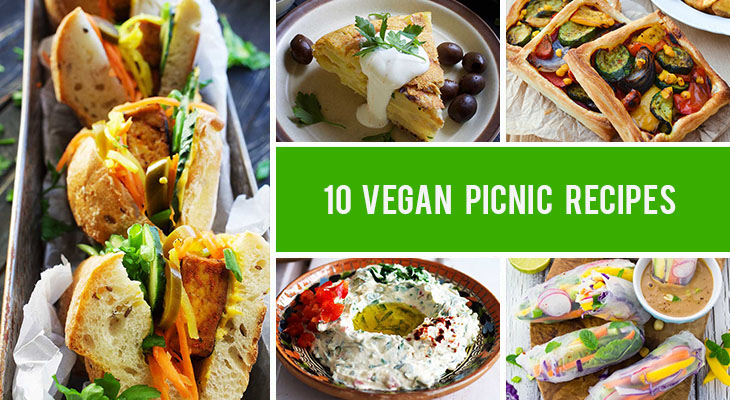 10 Crowd-Pleasing Vegan Picnic Recipes