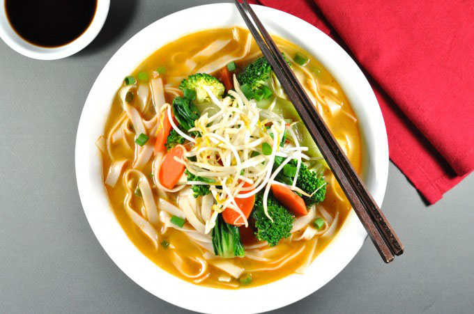 Dan Dan Noodle Soup Asian Soup Recipes