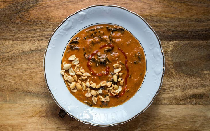 Rich and Comforting African Peanut Stew (Vegan, Gluten-Free)