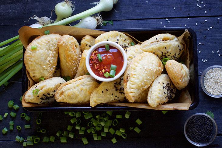 vegan empanadas recipe