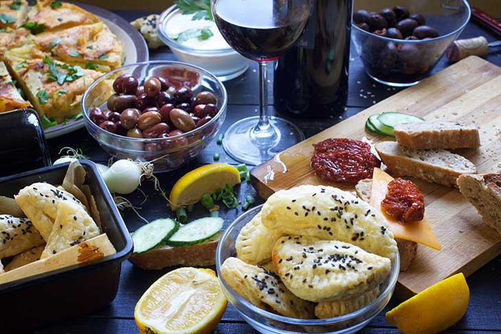 vegan tapas spanish recipes