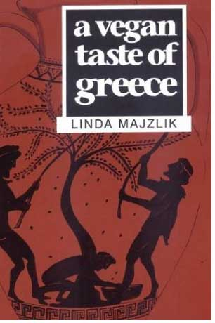 A Vegan Taste of Greece Vegan Cookbooks