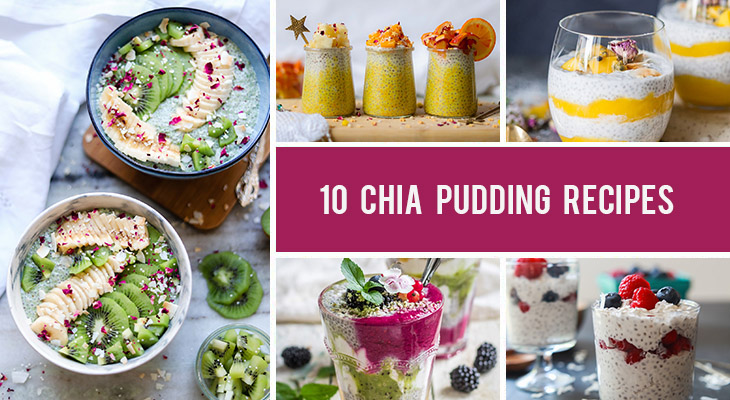 10 Game-Changing Chia Pudding Recipes For Breakfast