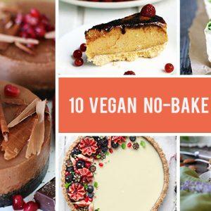 10 Vegan No-Bake Desserts for Hot Summer Days