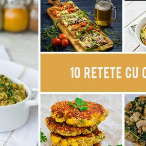 10 Retete cu Quinoa - sanatoase si delicioase!