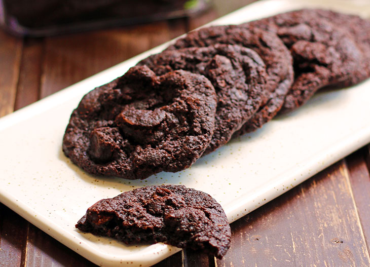 oreo chocolate chip cookies cu ciocolata reteta