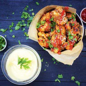 vegan fried chicken conopida picanta kfc