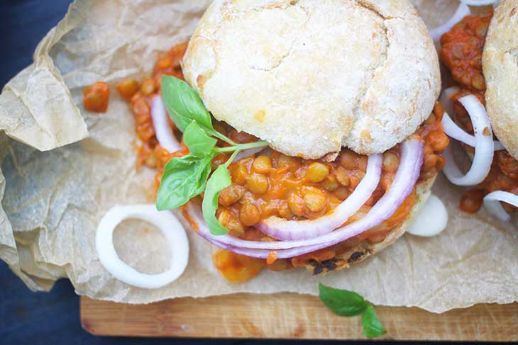 vegan sloppy joes recipe easy