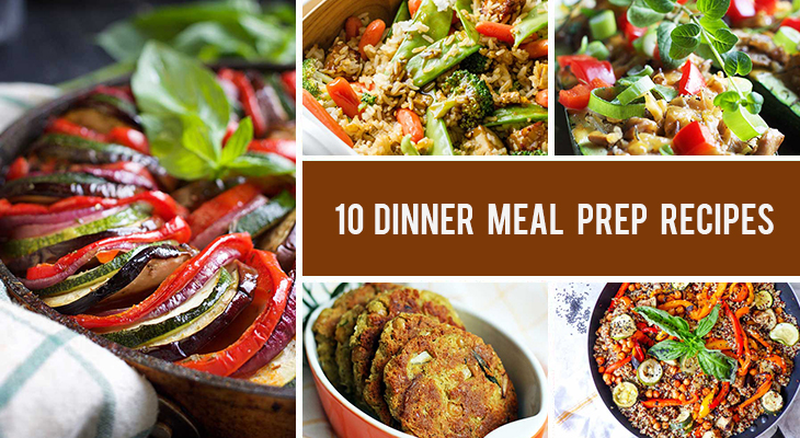 10 Healthy Dinner Meal Prep Recipes That Are Satisfying And Delicious