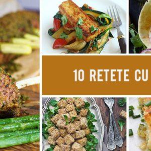 10 Retete cu tofu