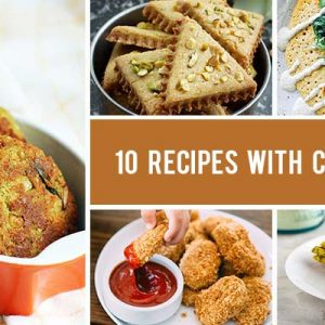 10 recipes with chickpeas