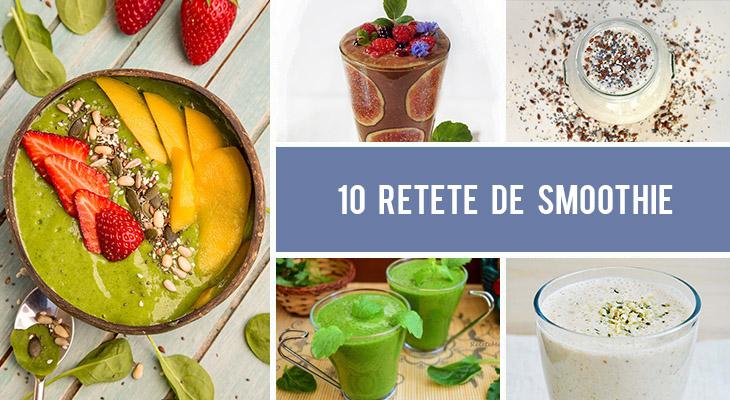 50 rețete de smoothie pe care trebuie să le încerci cât mai curând - dieta-daneza.ro
