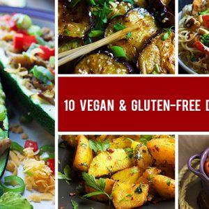 10 Vegan & Gluten-Free Dinner Recipes That Don't Skimp on Flavor