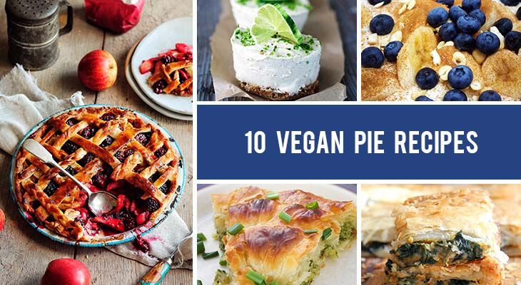 10 vegan pie recipes