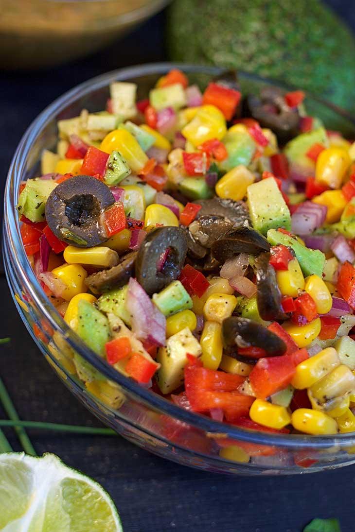 Homemade Salsa Recipes avocado salsa