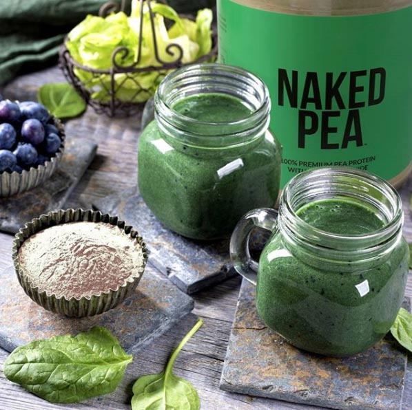 proteins in the vegan diet protein powders