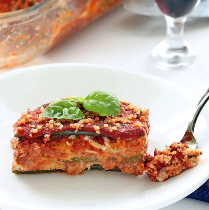 Vegan Zucchini Lasagna (Gluten-Free, Soy-Free)