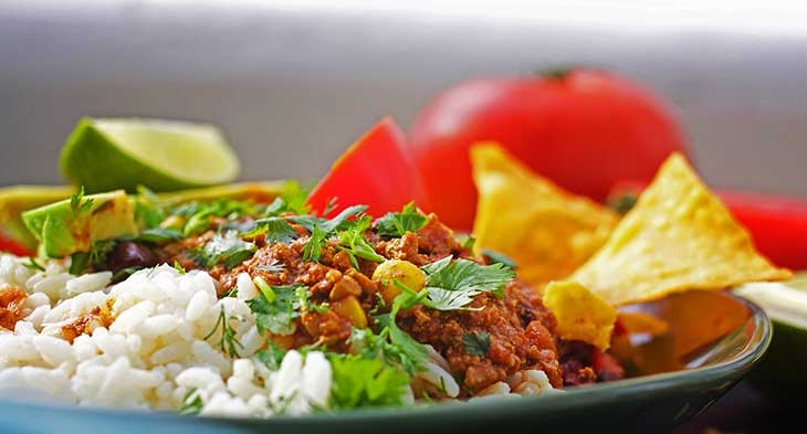 Reteta Chili Con Carne de post - chili sin carne
