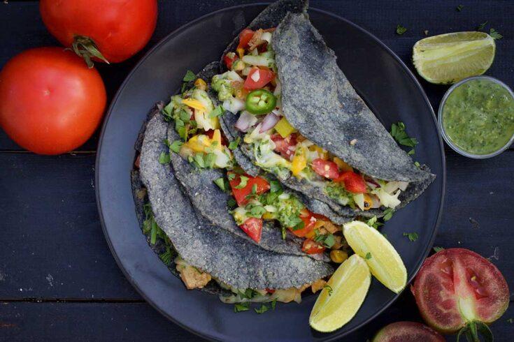 vegan tacos recipe wholegrain
