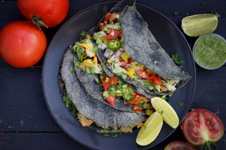 vegan tacos recipe wholegrain