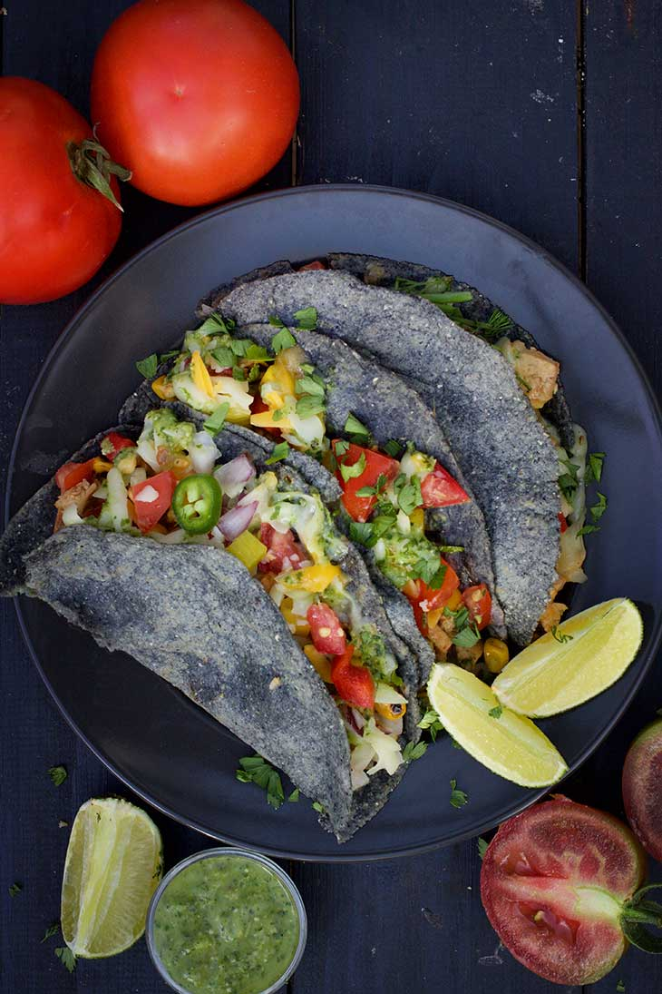 vegan tacos recipe