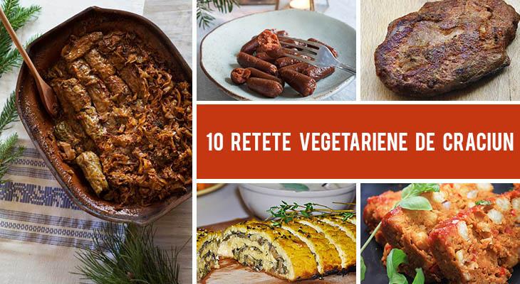 10 Retete vegetariene de Craciun care iti vor incanta oaspetii